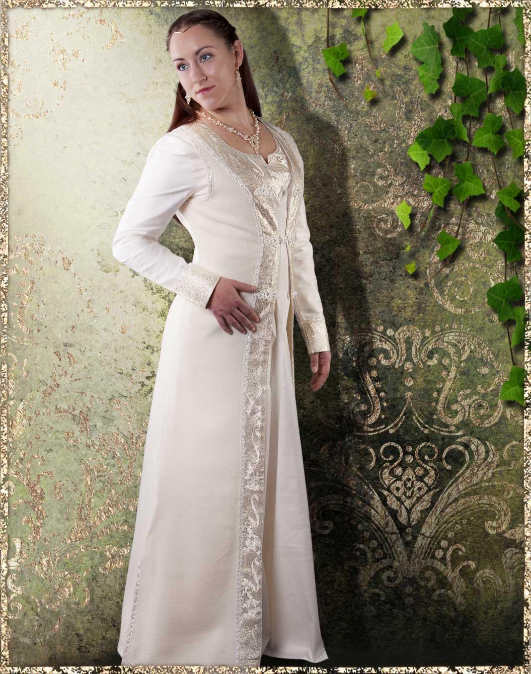 Zweiteiliges Kleid Sharrah  Die Gewandschneider von Avalon