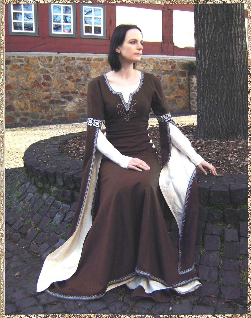 Zweiteiliges Kleid Vivienne | Die Gewandschneider von ...