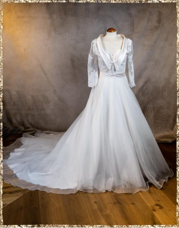 Brautkleid von Eternity London - Gr. 40